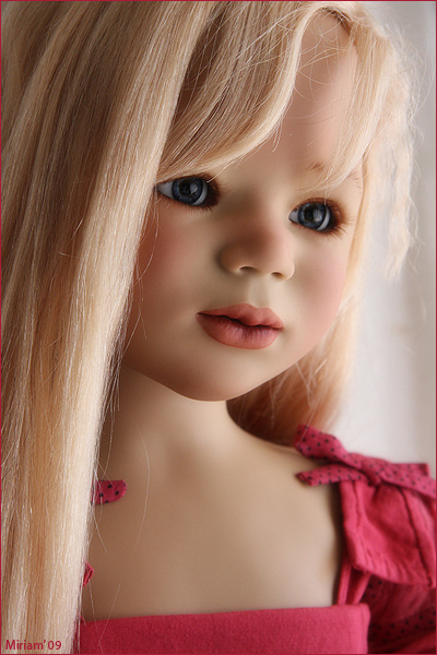 Collection 2008 My Annette Himstedt Dolls